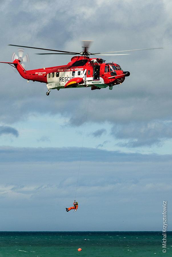 Irish Coast Guard Sikorsky S-61