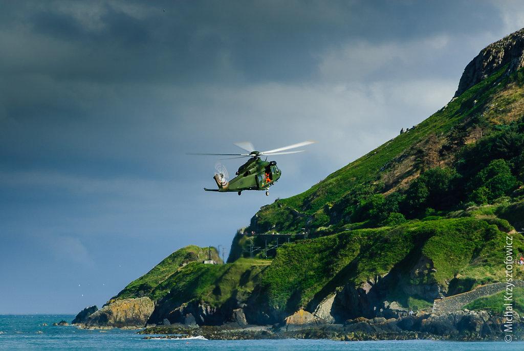 Irish Air Corps - Augusta Westland AW139