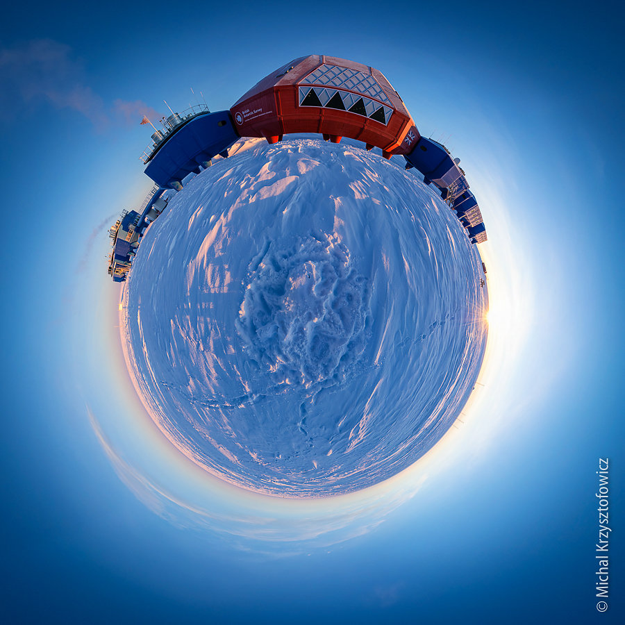 Little Planet Antarctica
