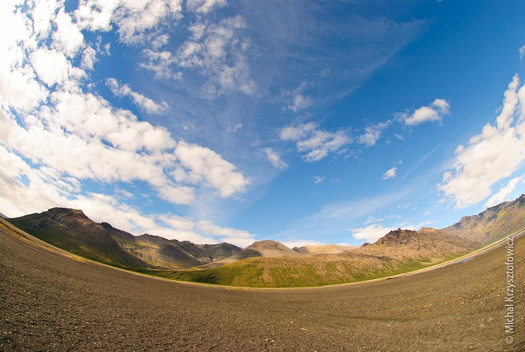 Valley near Skaftafell