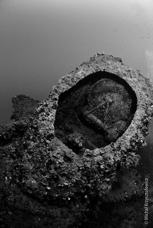 HMS Stubborn - Aft Torpedo Tube