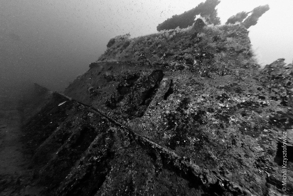 HMS Stubborn - Conning Tower