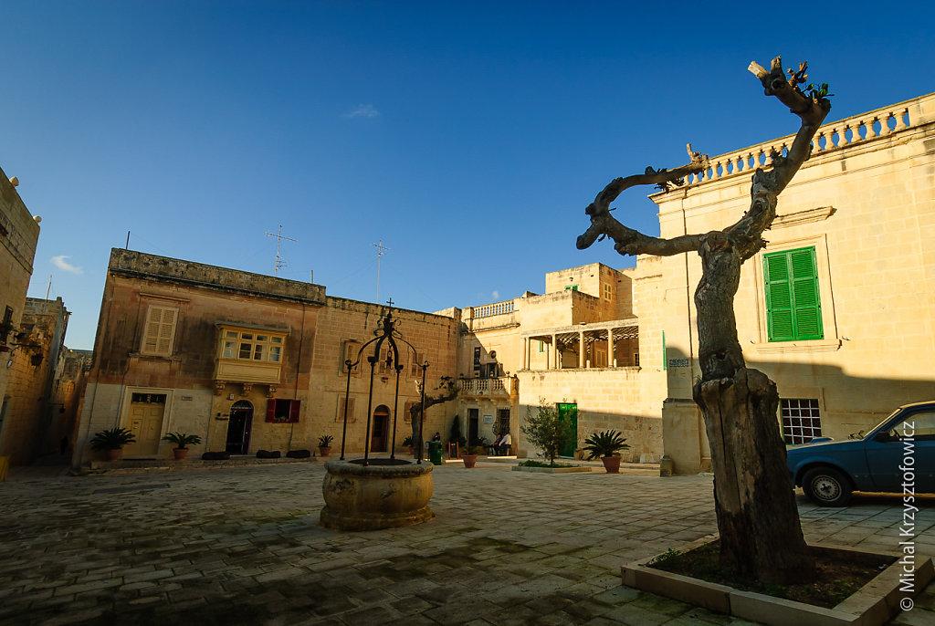 Mdina square