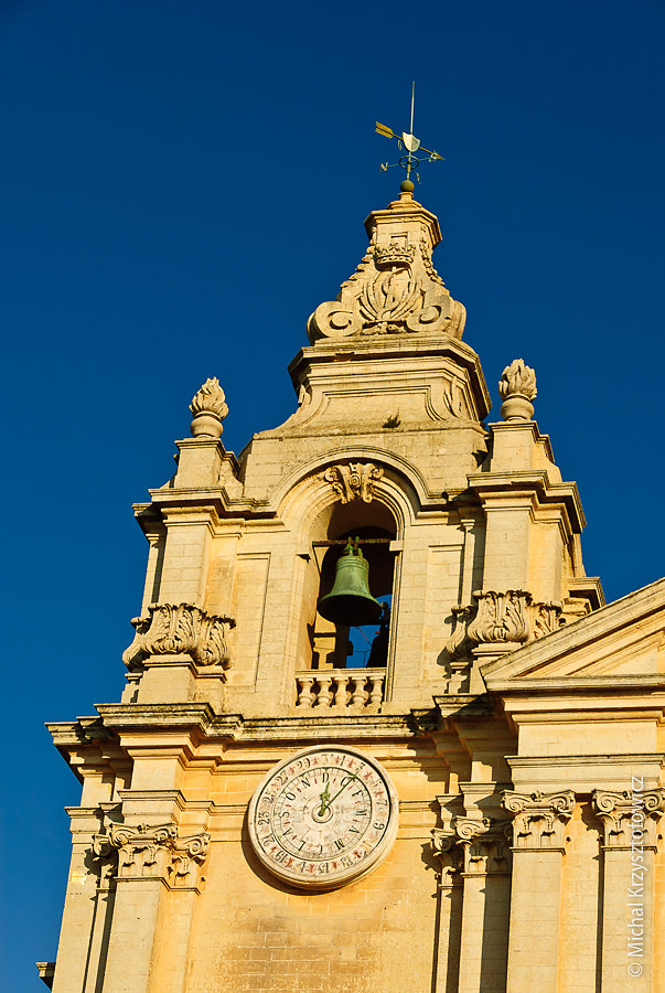 Mdina church