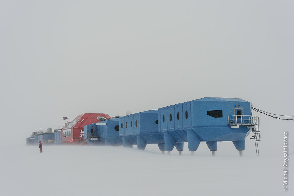 Halley VI Modules