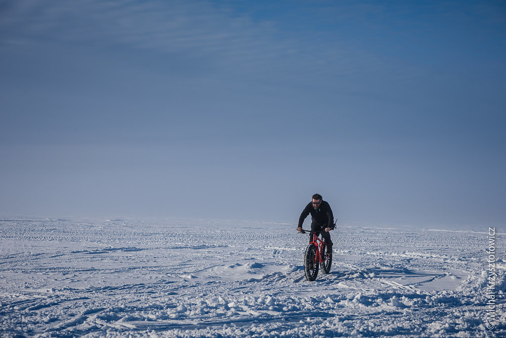 Cycling on the Brunt