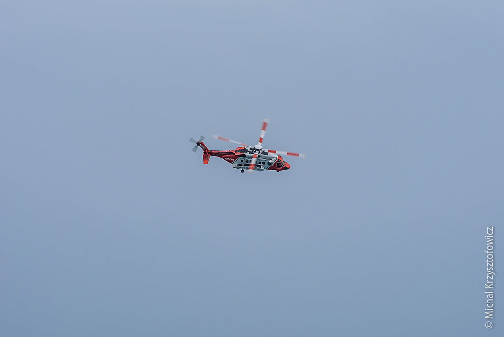 Irish Coast Guard Rescue 116