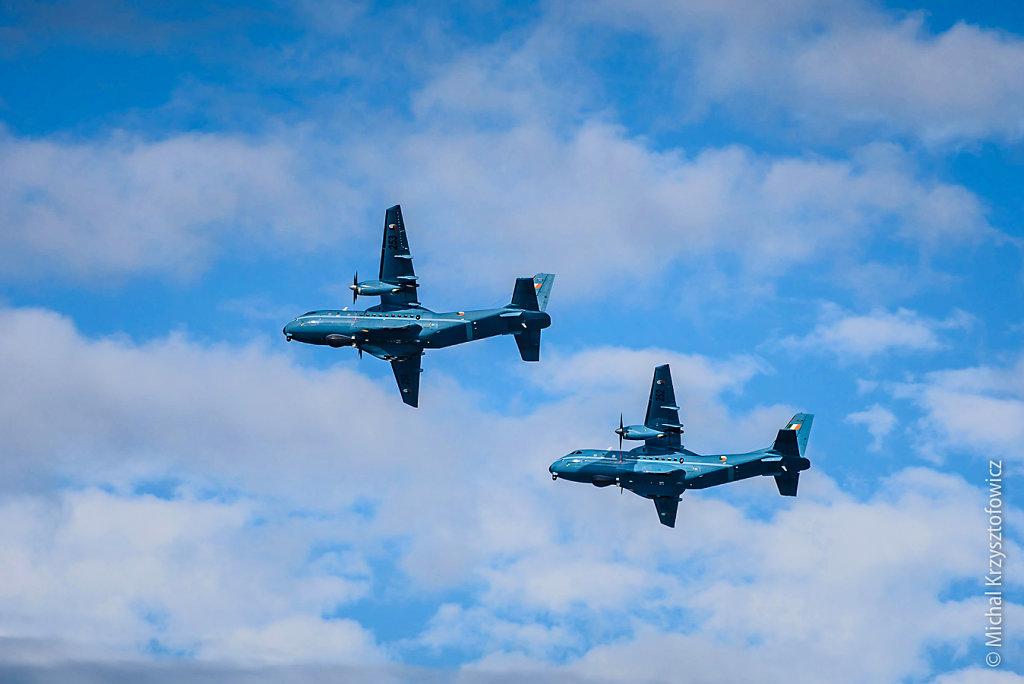 Irish Air Corps Casa 235
