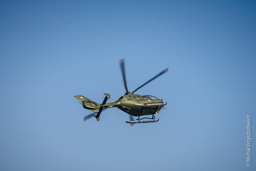 Irish Air Corps Eurocopter EC-135