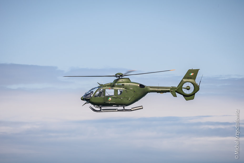 Irish Air Corps Eurocopter EC-135