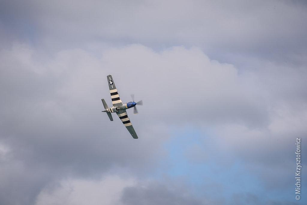 P-51D Mustang Miss Helen