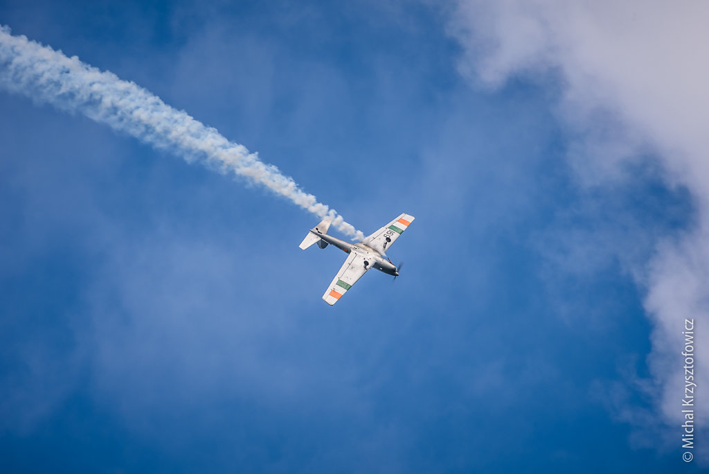 Irish Historic Flight Foundation DHC-1 Chipmunk