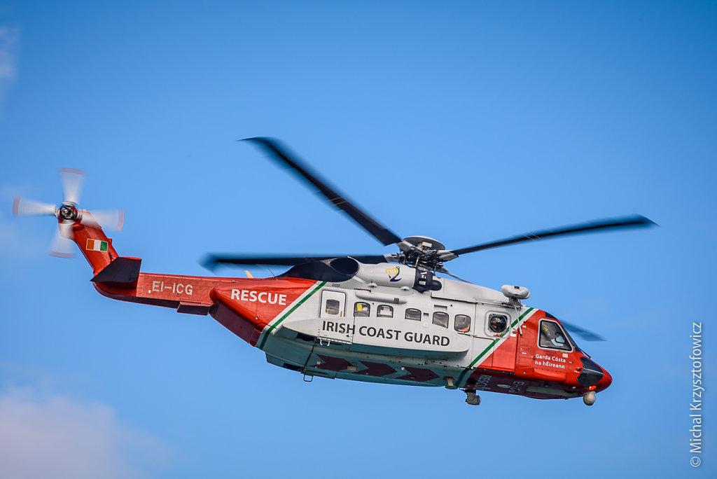 Irish Coast Guard Sikorsky S-92