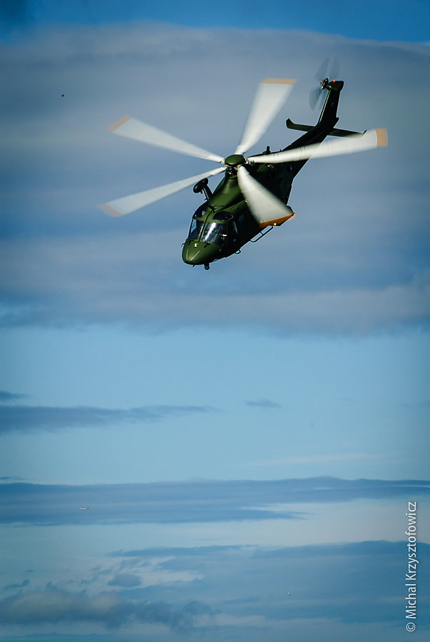 Irish Air Corps - Augusta Westland AW139