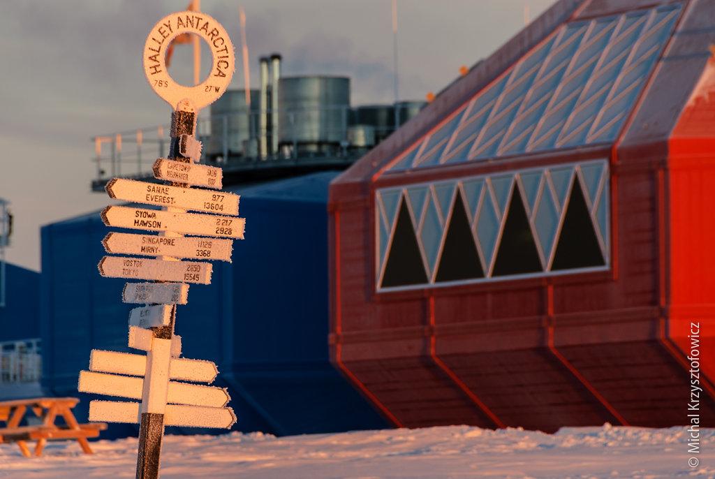Halley, Antarctica