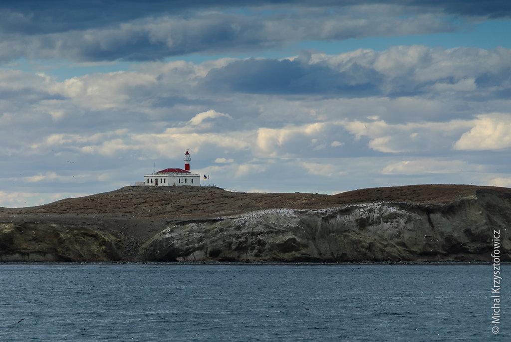 Isla Magdalena Lighthouse