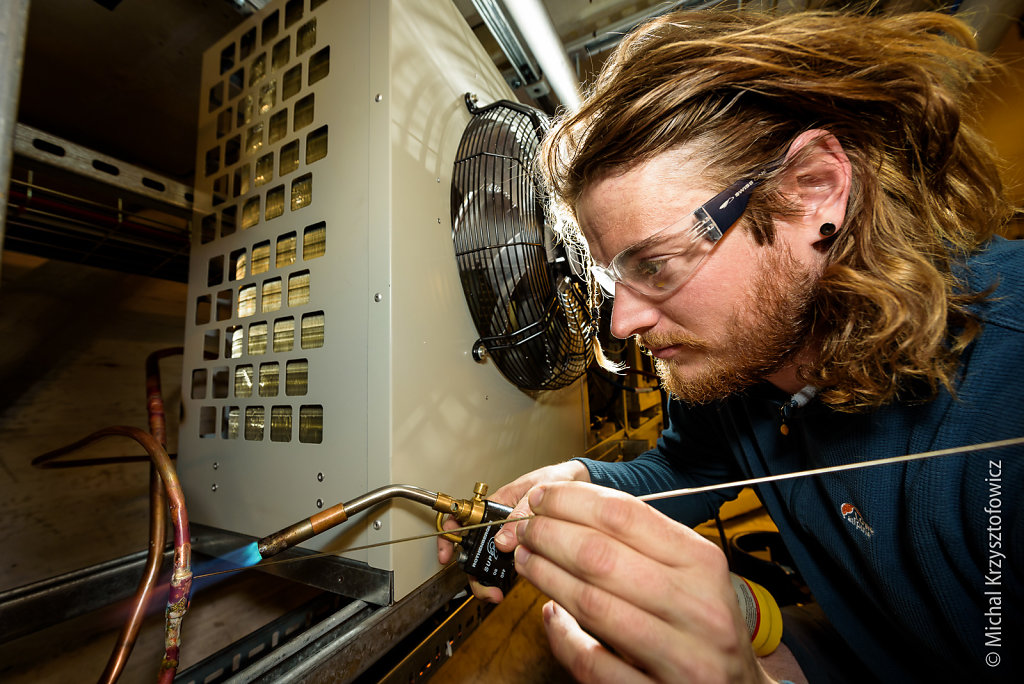 Halley Mechanical Services Technician
