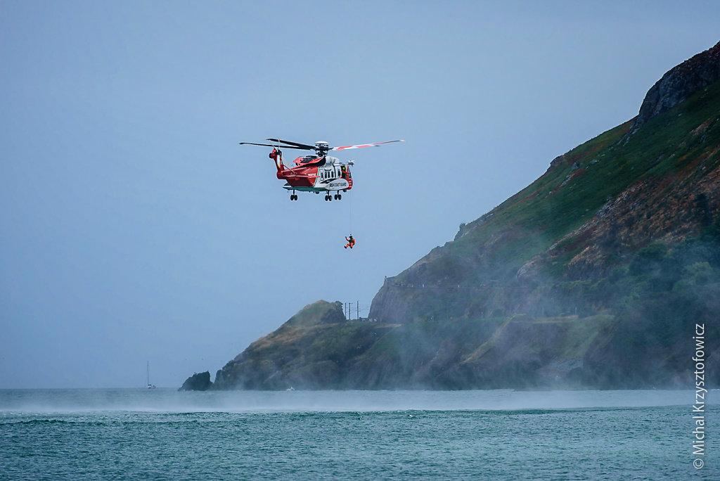 Irish Coast Guard Rescue 116