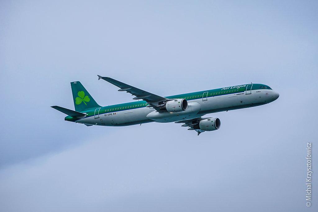 Aer Lingus A321