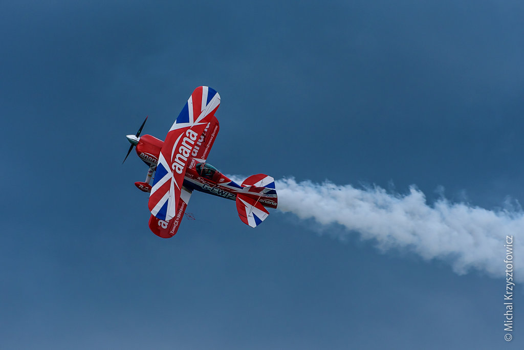 Richard Goodwin Airshows (Pitts special)