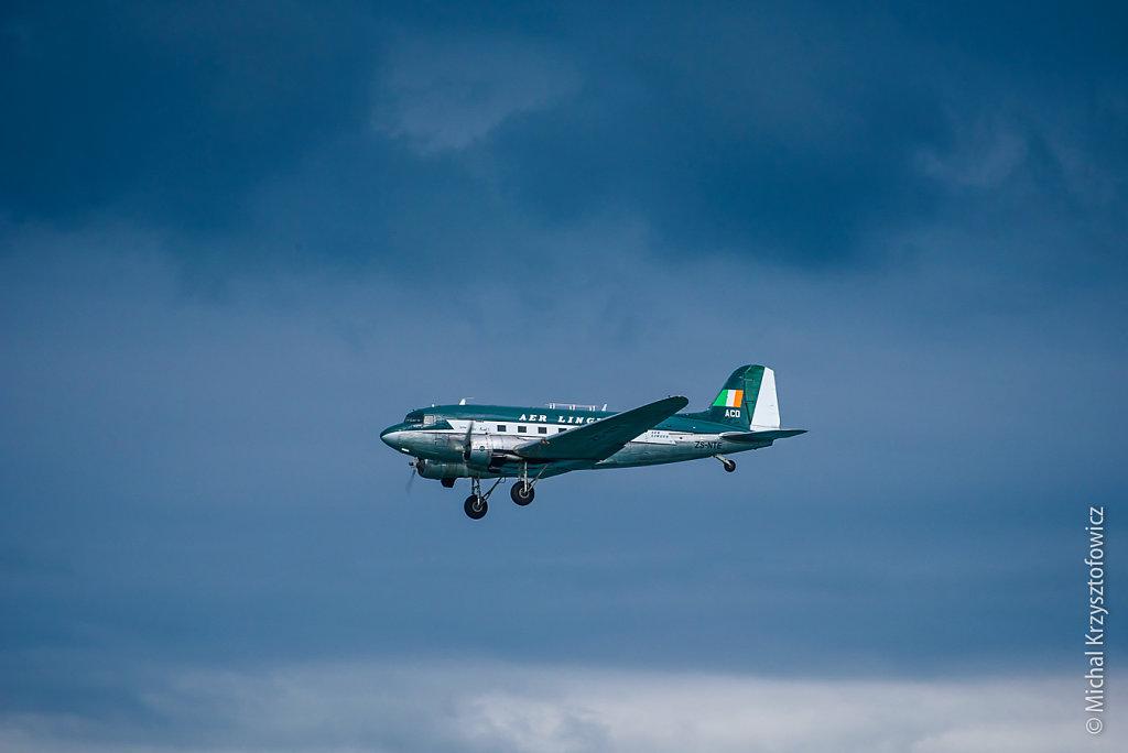 Aer Lingus Shamrock 1936, Douglas DC-3
