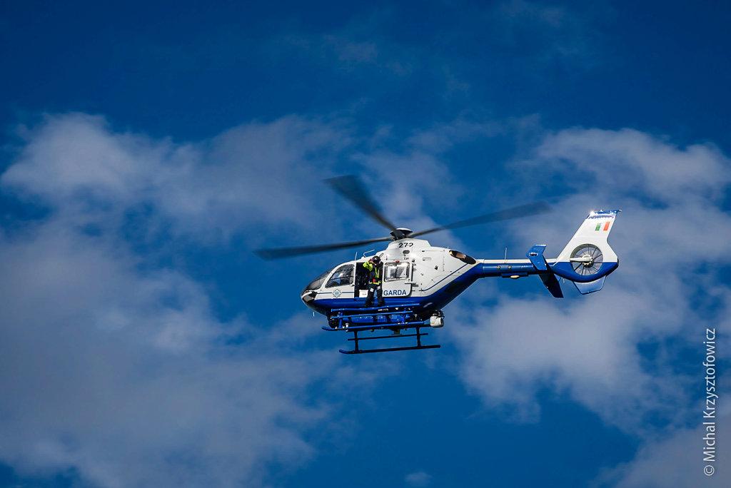 Garda Helicopter